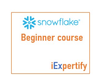 Snowflake beginner course